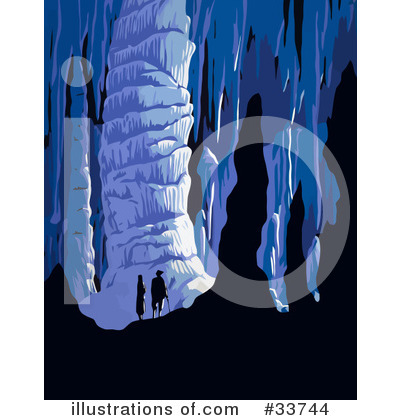 Cave clipart forest cave. Clever design sleeping bear