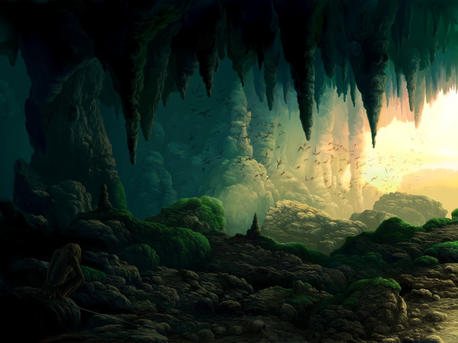 Cave clipart jungle cave. What is your mythical