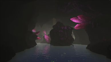 Wyvern ragnarok official ark. Cave clipart jungle cave