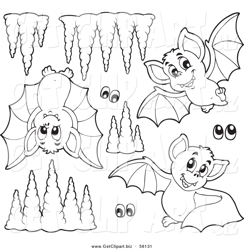 Royalty free stock get. Cave clipart outline