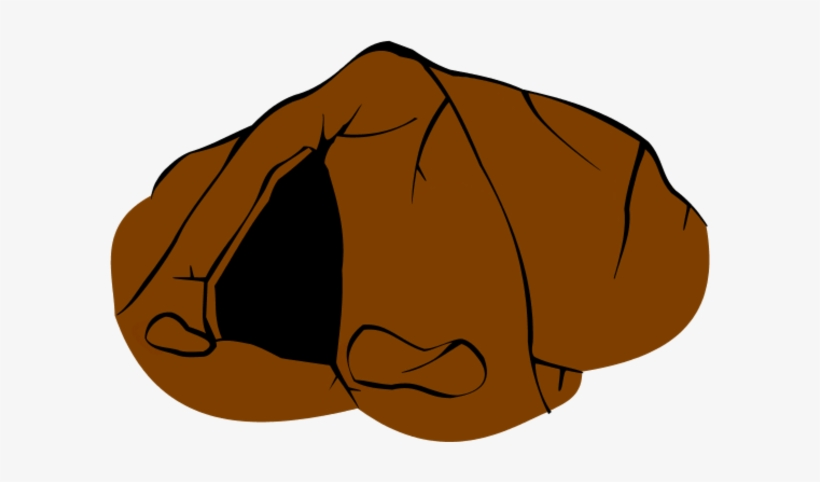 Pencil and in color. Cave clipart transparent