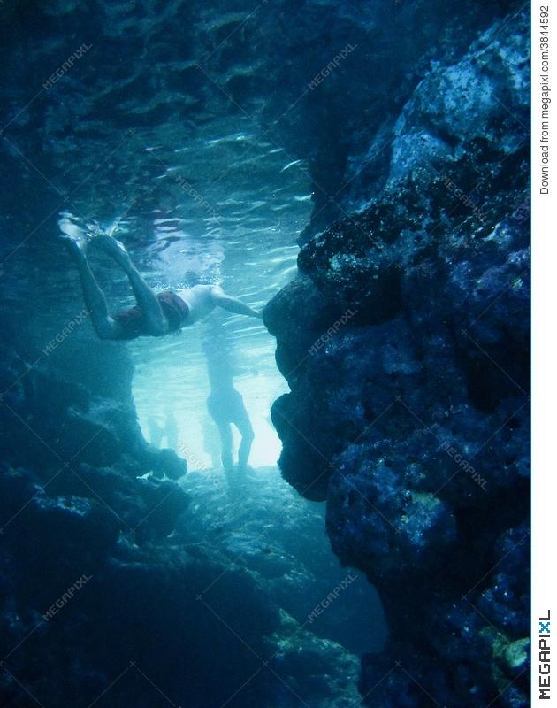Cave clipart underwater cave. El nido palawan philippines