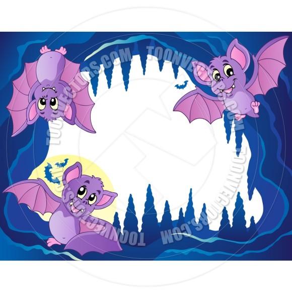 Cave clipart underwater cave. Bat