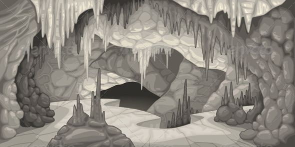 Cave clipart vector. Pin by gedeiats on