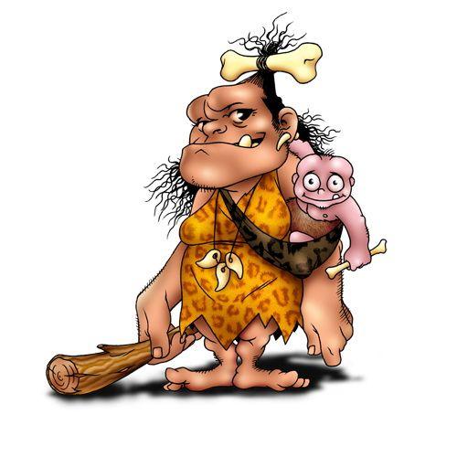 best cavemen women. Caveman clipart female