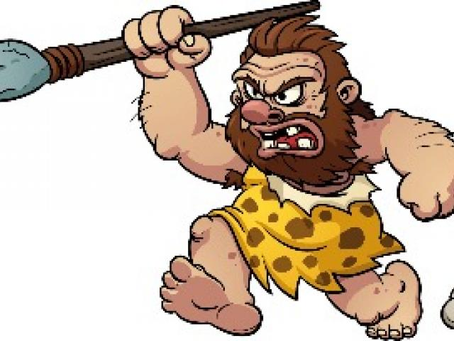 Caveman clipart hunting. Free on dumielauxepices net