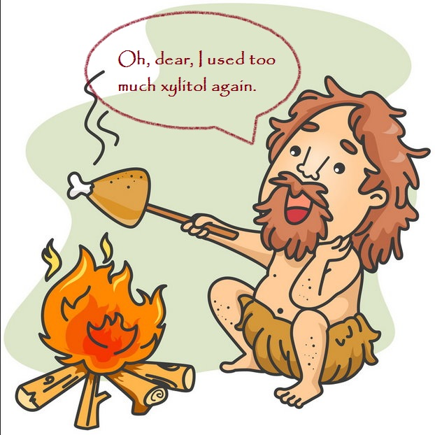 Caveman clipart hunting. That s not paleo