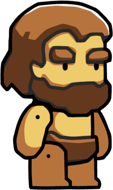 Scribblenauts wiki fandom powered. Caveman clipart neanderthal