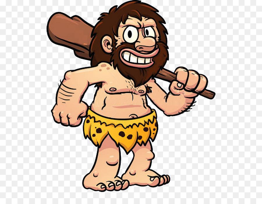 Cartoon clip art others. Caveman clipart neanderthal
