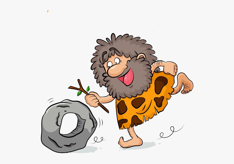 Drawing you don t. Caveman clipart prehistoric
