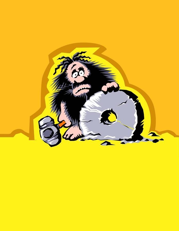 Wheel and clip art. Caveman clipart vitamin d
