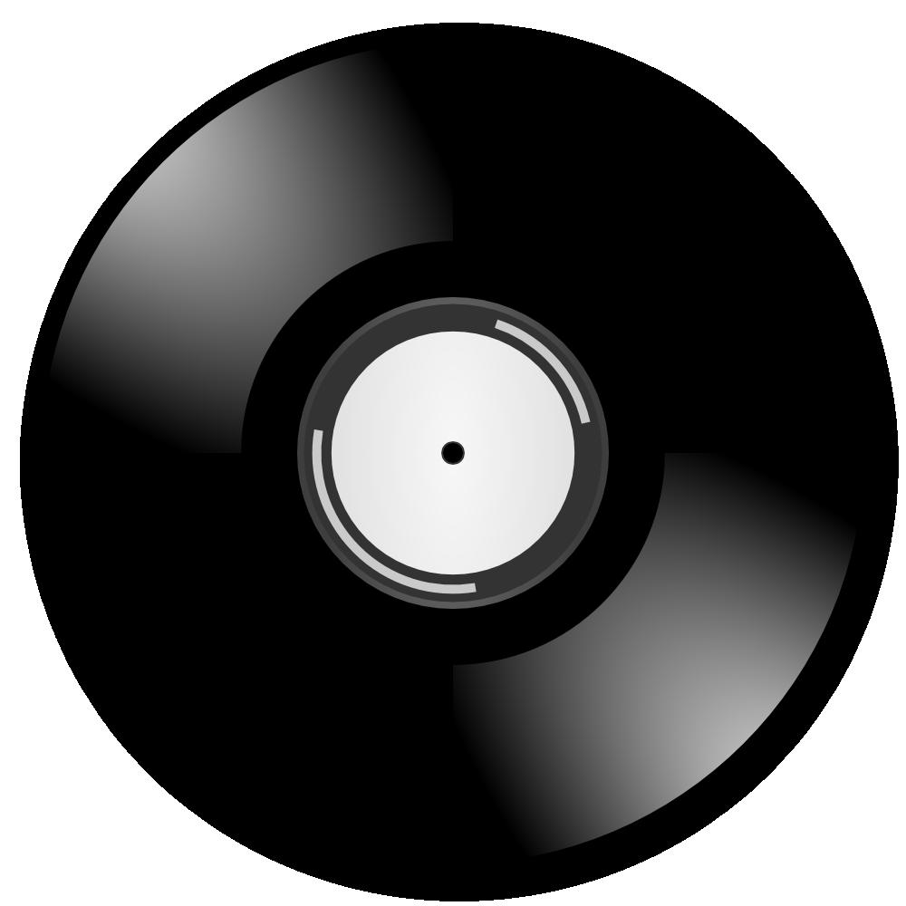 Vinyl . Cd clipart animated