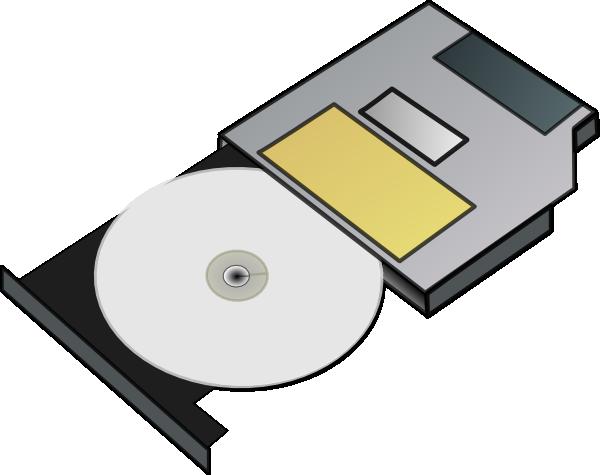 Slim drive clip art. Cd clipart animated