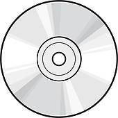 Clipart Vektor Symbol Cds Bilder   Hochauflösende Premium-Bilder