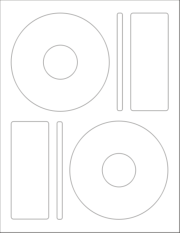 Free wl label template. Cd clipart cd cover