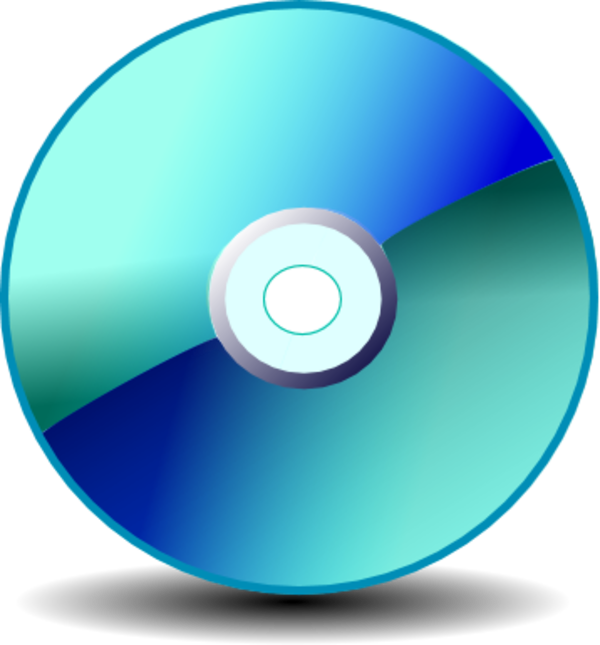 Large rom dvd compact. Cd clipart computer cd