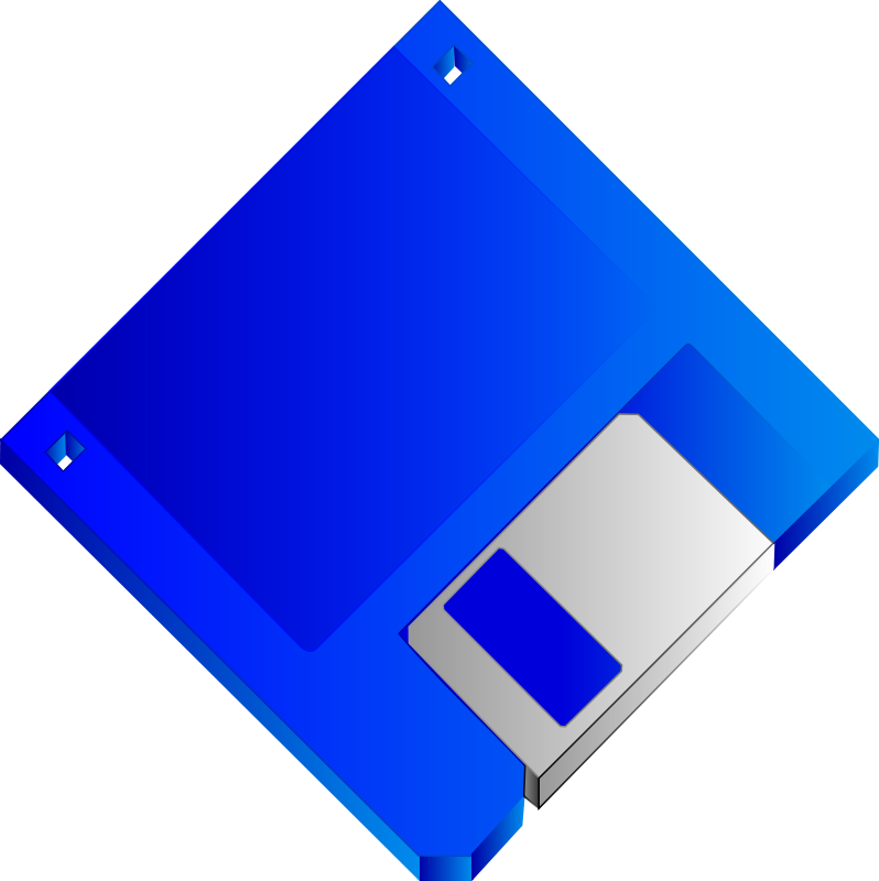 Cd clipart diskette. Floppy disks free computer