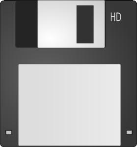 Cd clipart diskette. Floppy clip art at