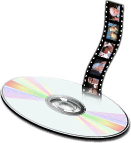 com video services. Cd clipart film dvd