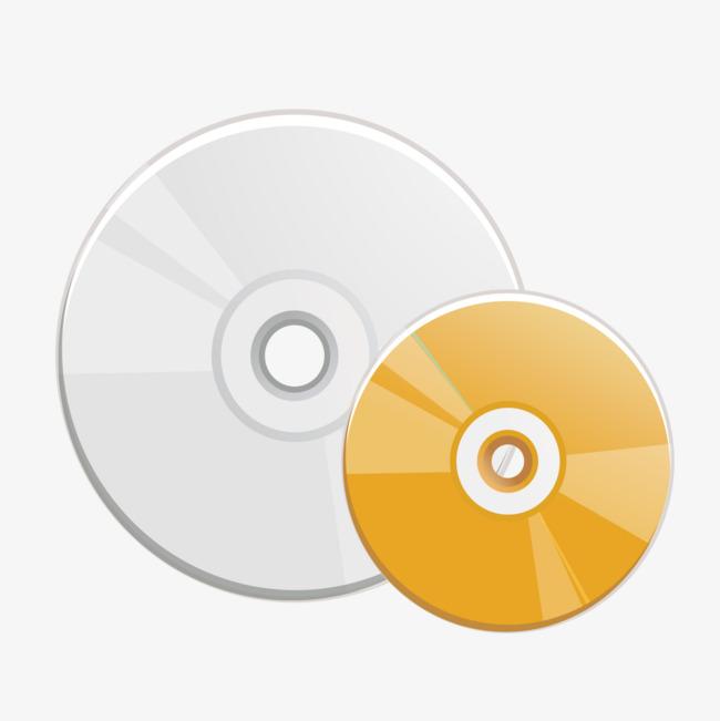 Cd clipart gold. Dvd model yellow disc