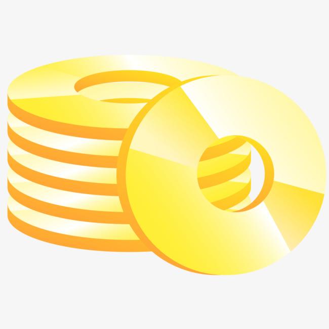 Cd clipart gold. Disc graphics golden png
