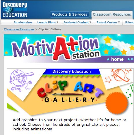 Free clip art for. Website clipart educational
