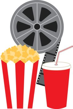 Cd clipart movie. Film reel hollywood rocks