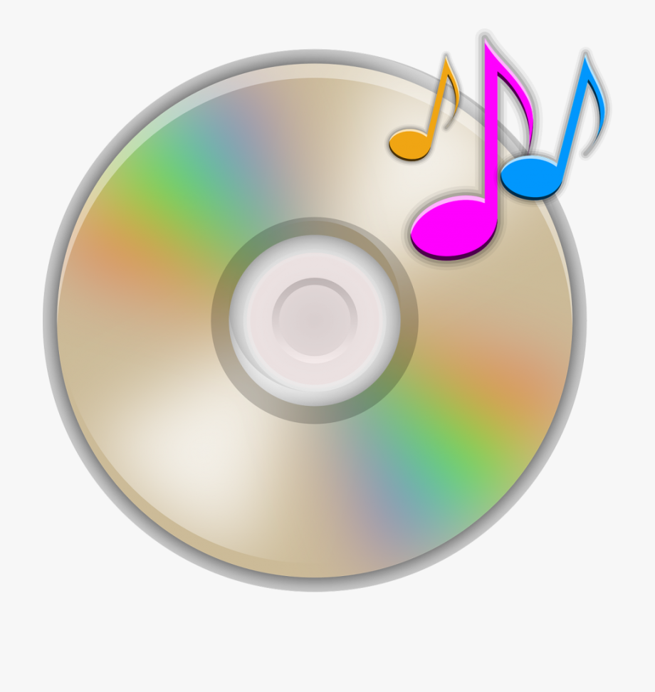 Audio notes mp sound. Cd clipart music cd