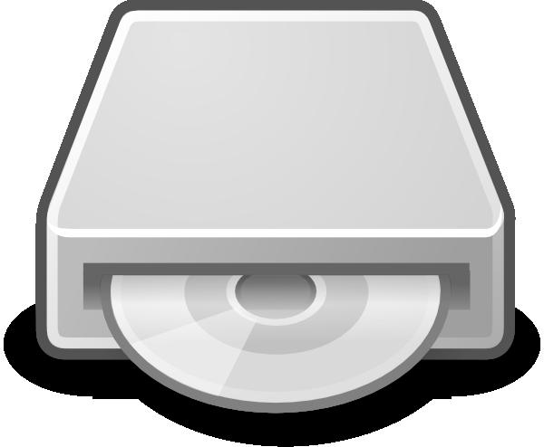 Cd clipart optical drive. Clip art at clker