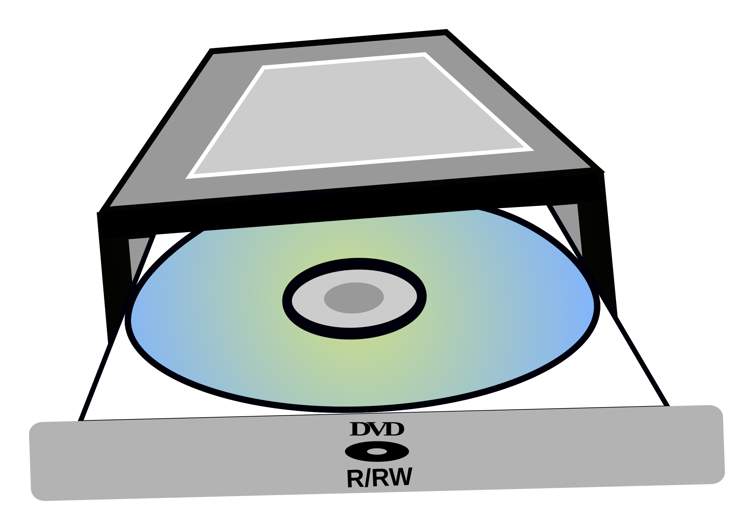 Cd clipart optical drive. Dvd rw big image