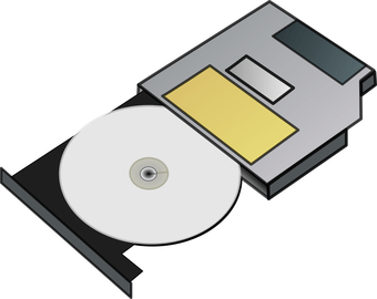 Do you need an. Cd clipart optical drive