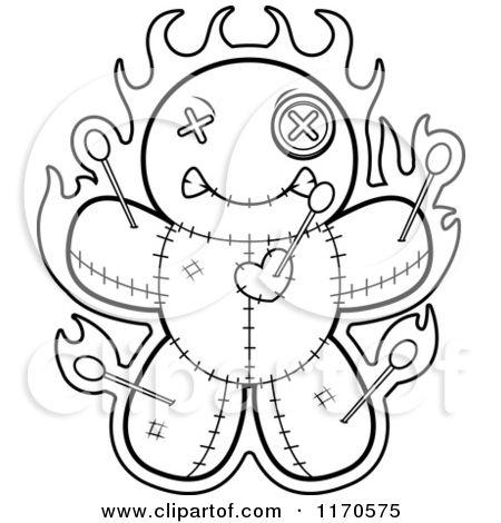 Cd clipart sketch. Cartoon of a burning