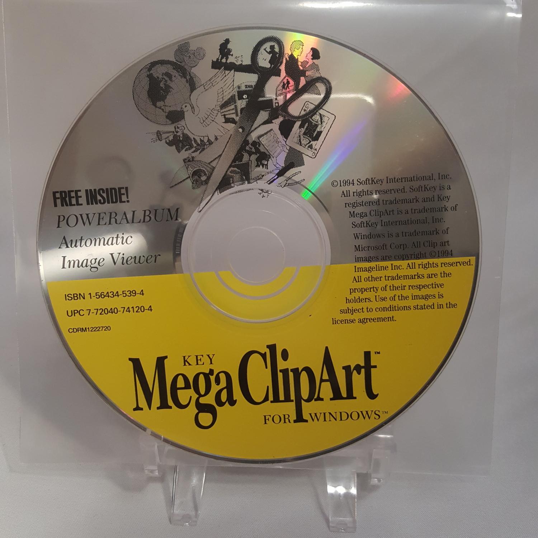 Rare softkey mega for. Cd clipart software license