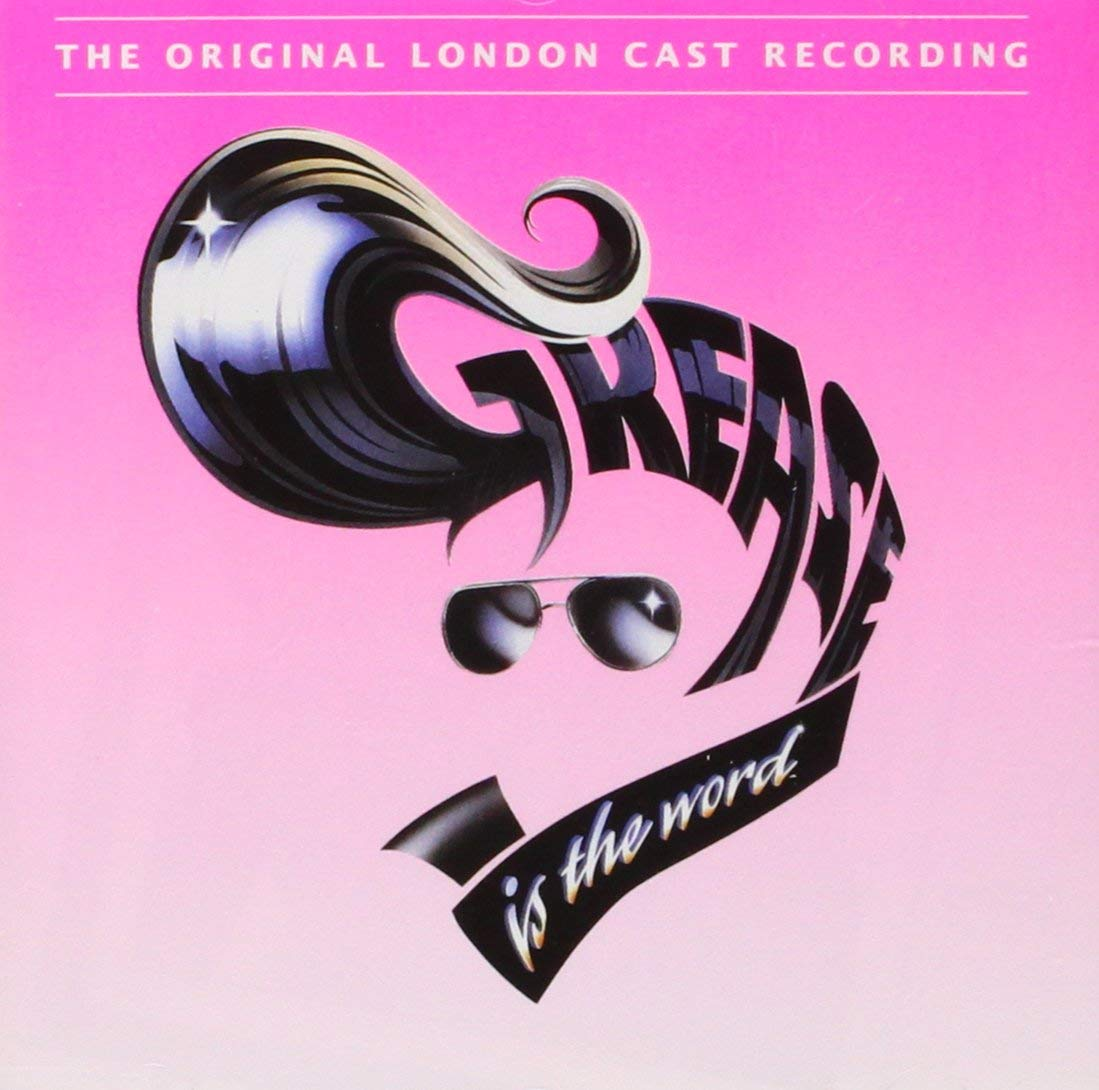Grease o c r. Cd clipart soundtrack