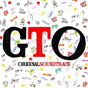Cdjapan gto original tv. Cd clipart soundtrack