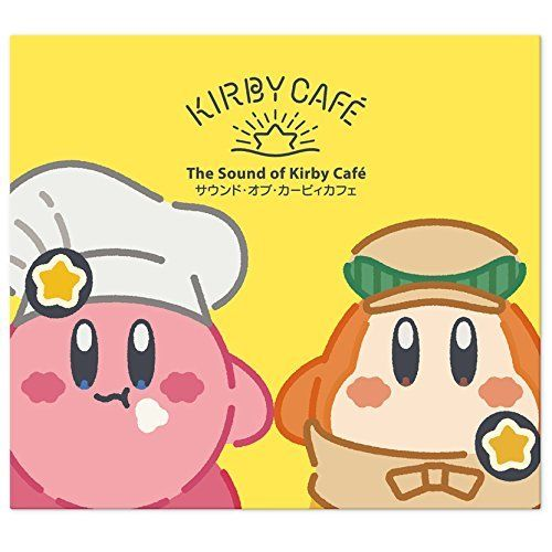 Cd clipart soundtrack. The sound of kirby