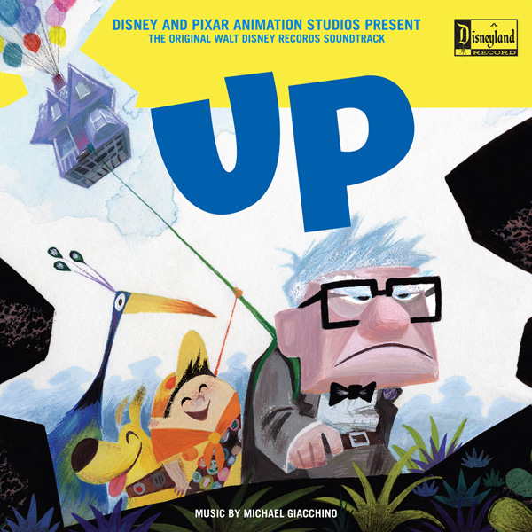Up finally released on. Cd clipart soundtrack