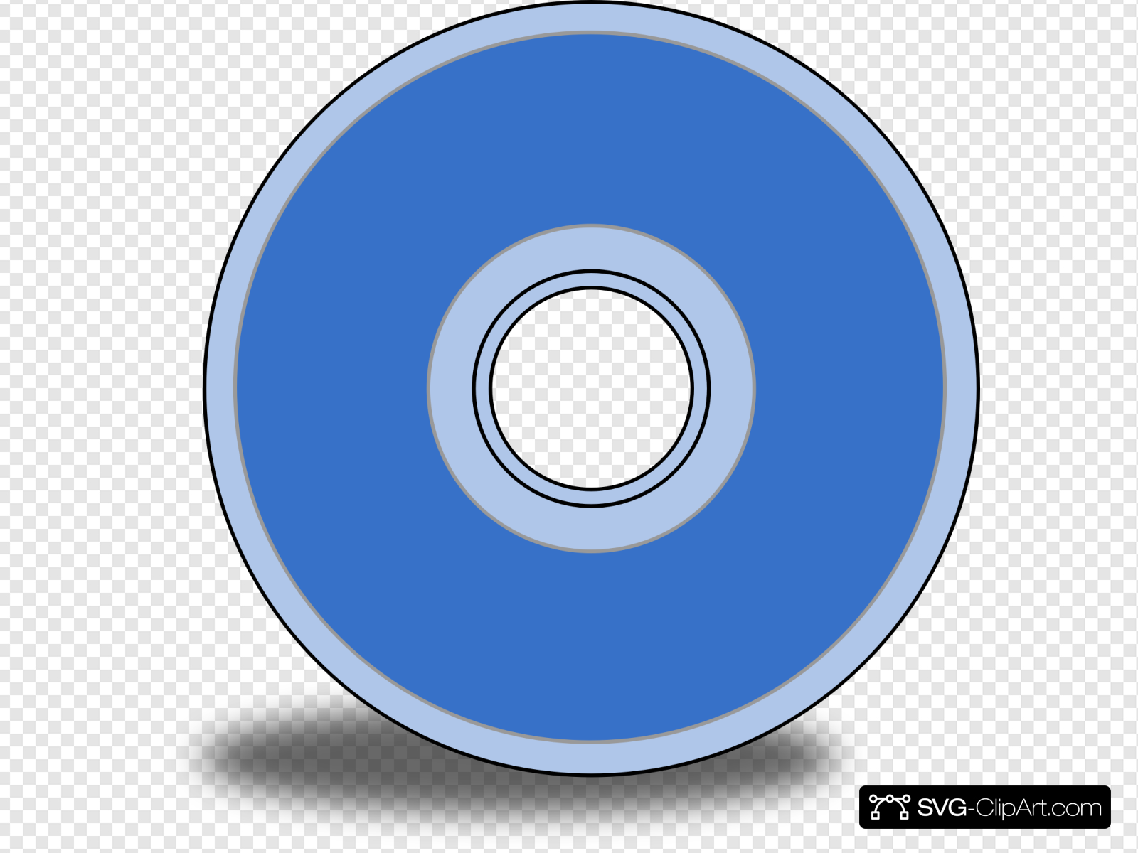 Cd clipart svg. Clip art icon and