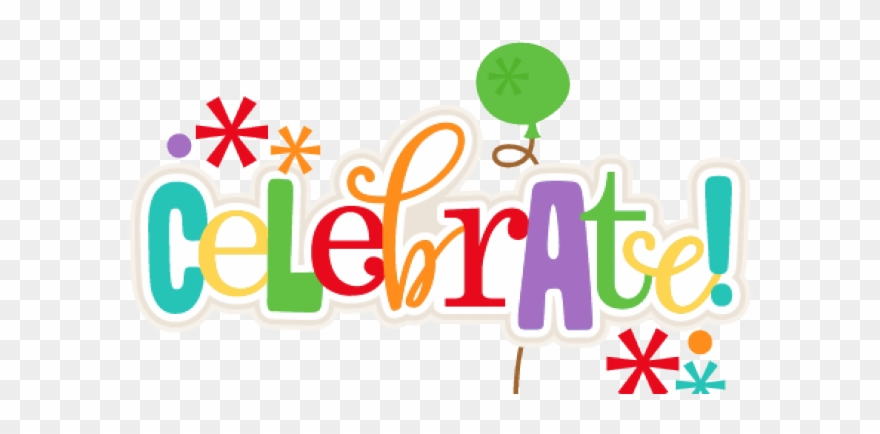 celebrate clipart