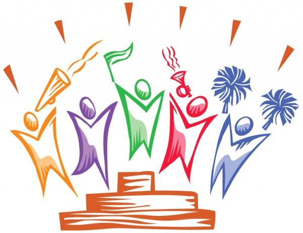 Celebrating is key to. Celebrate clipart achievement
