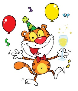 Free celebration cartoon . Celebrate clipart animated