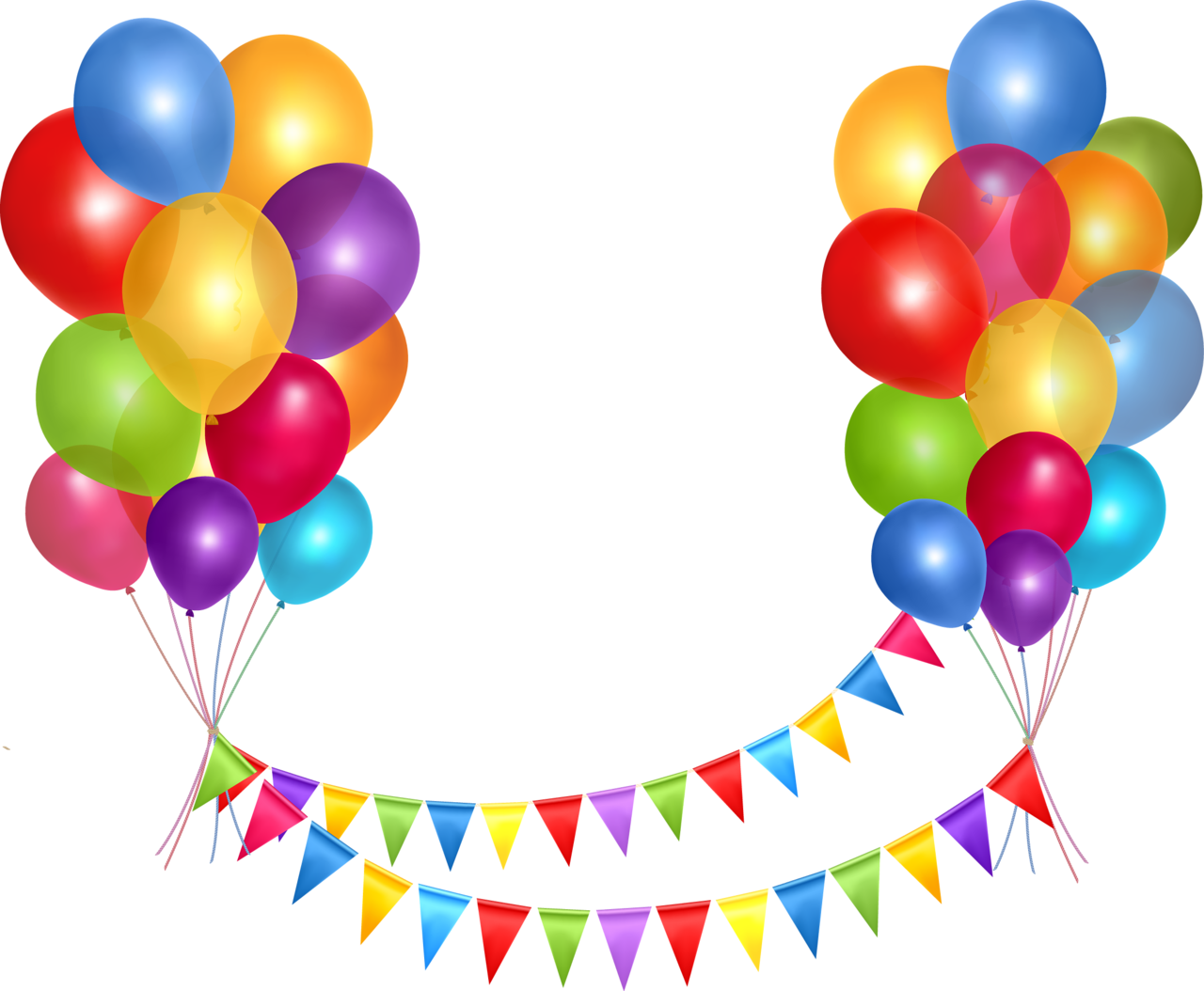 banners craft and. Clipart balloon banner