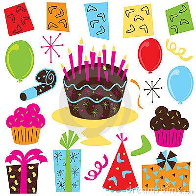 Celebrate clipart bday. Birthday celebration free