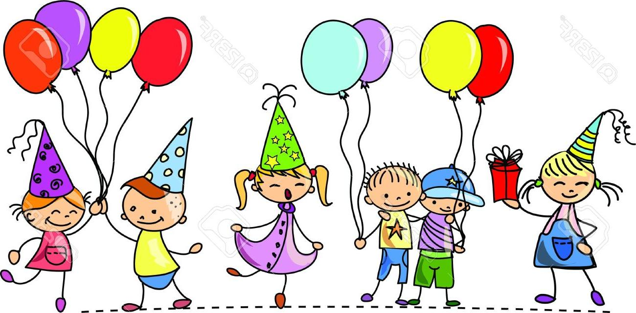 Birthday celebration station . Celebrate clipart bday
