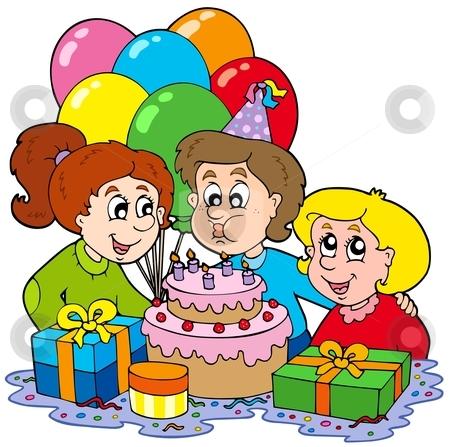 Celebration clipart birthday celebration. Look at clip art