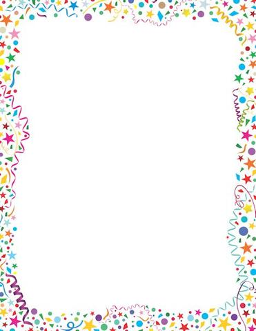 Celebrate clipart border.  collection of celebration
