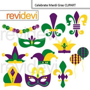 Mardi gras clip art. Celebrate clipart classroom