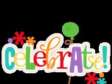 Free celebration clip art. Celebrate clipart classroom