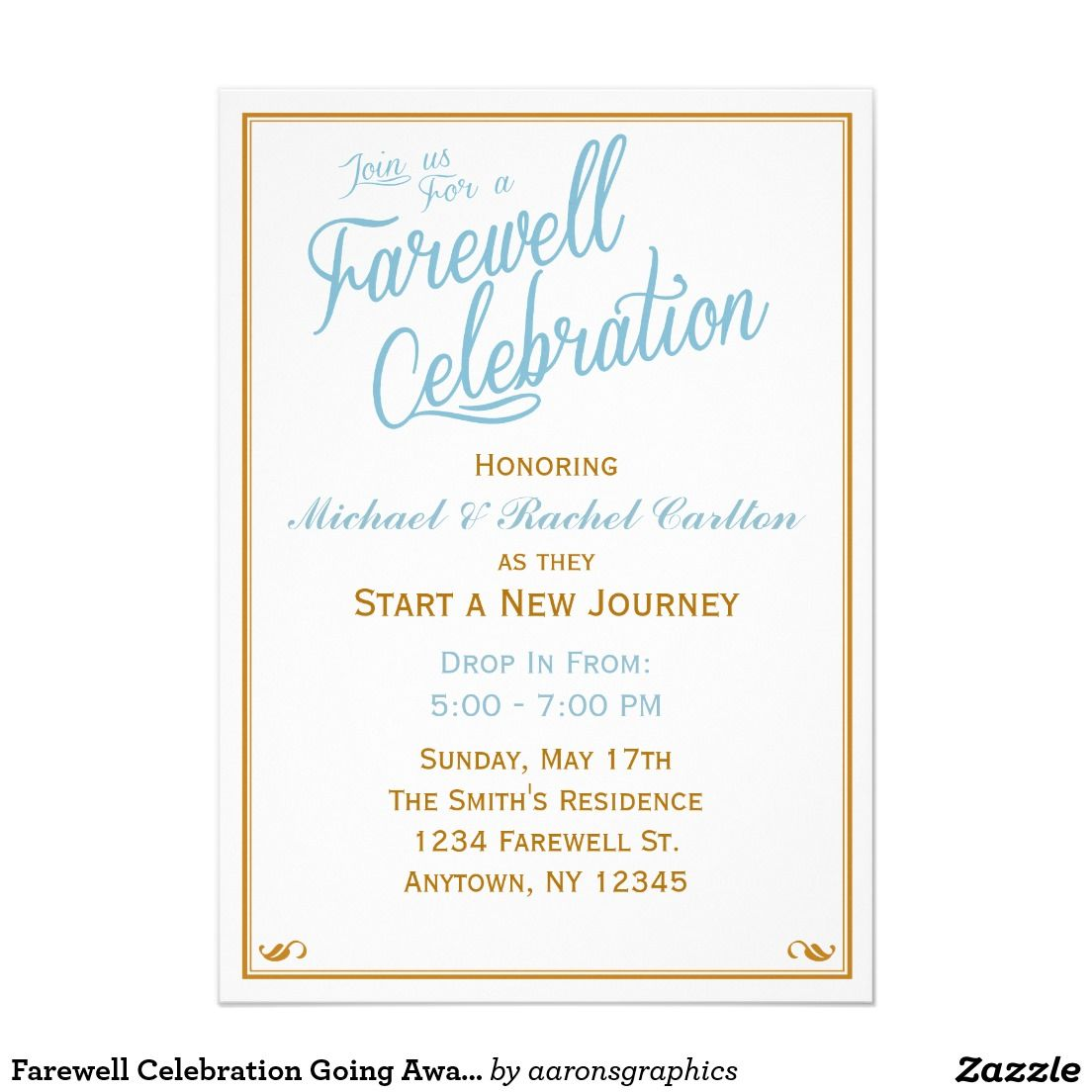 Celebrate clipart farewell. Celebration going away invitation