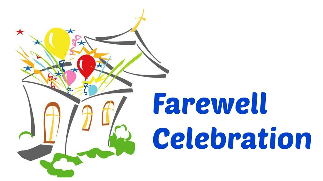 Celebration for father sahd. Celebrate clipart farewell